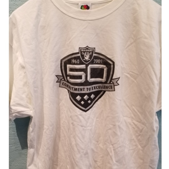 bc7488e5 Shirts | 50 Year Anniversary Raiders Nation Bud Light Tee | Poshmark